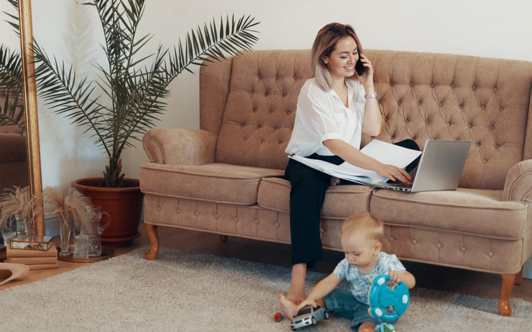 EPISODIO 1: 5 Consejos para trabajar desde casa
